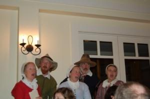 Singing Pilgrims